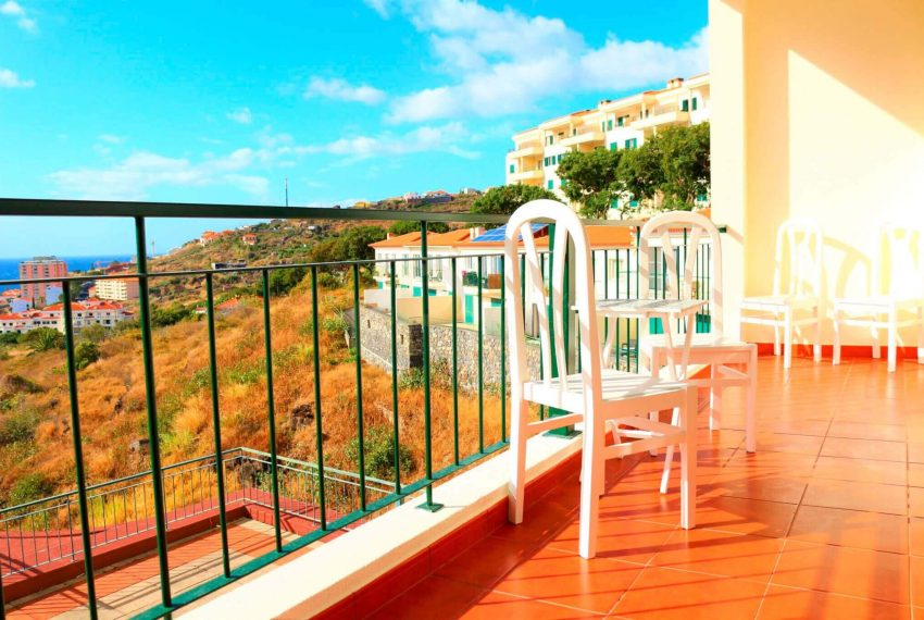 Apartment with Ocean View in Reis Magos