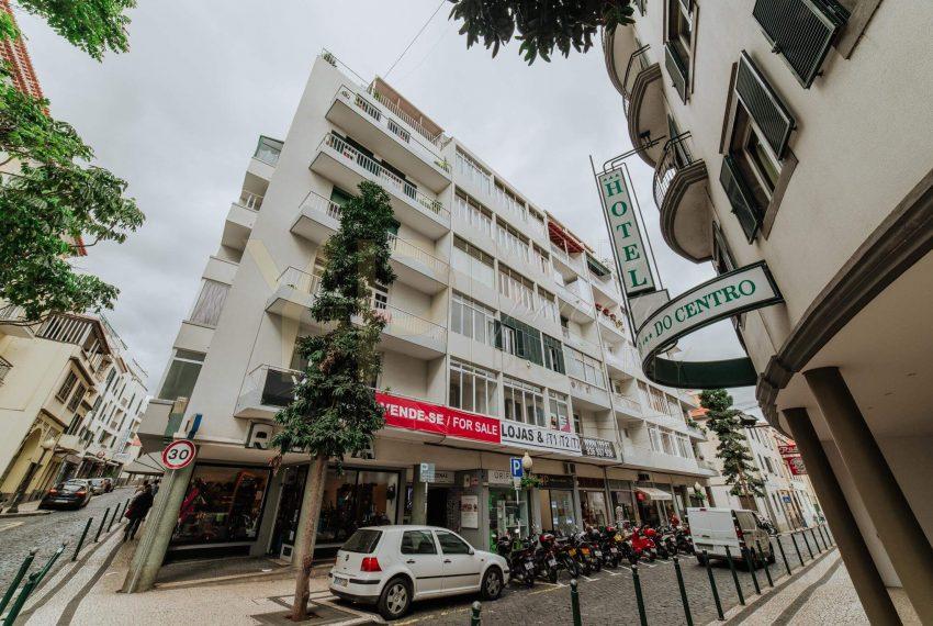 Apartamento T2 no Funchal - Segundo Andar21