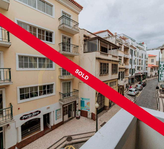 T2 Apartment in Funchal - Second Floor - Sold