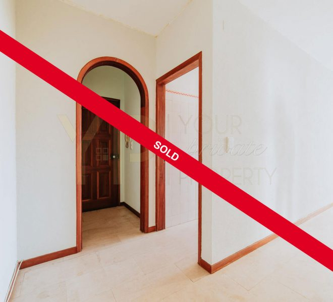 Apartment T2 Sold